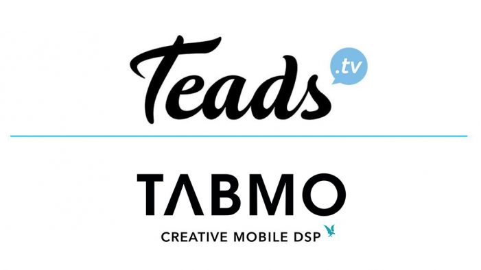 Hawk by TabMo and Teads announce new integration