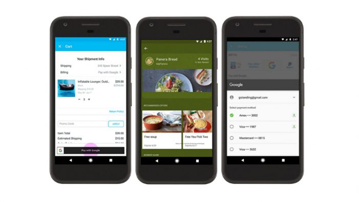 Google turns focus to customer loyalty on Android Pay