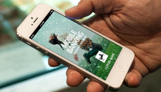Lloyds Bank leads the way as Forrester research charts rise of mobile banking