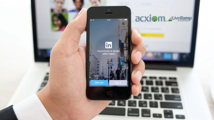 Acxiom Looks to Enhance People-Based Targeting for Marketers on LinkedIn
