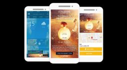 L'Occitane mobile location campaign lights up high street