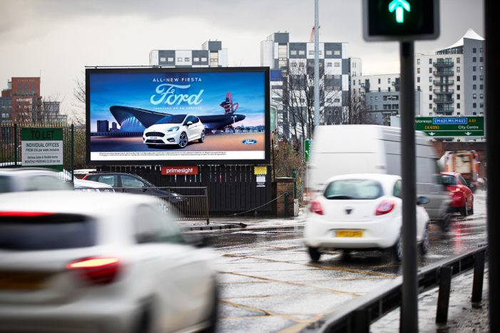Ford first brand to take advantage of Primesight and RadiumOne collaboration