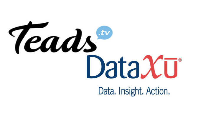 DataXu and Teads Announce Creative Partnership