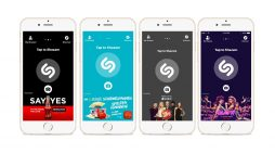 """Shazam Unveils """"Brand Takeovers"""" for Full-Screen Ad Experiences at Scale"""
