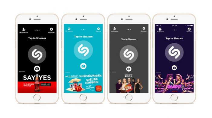 "Shazam Unveils ""Brand Takeovers"" for Full-Screen Ad Experiences at Scale"