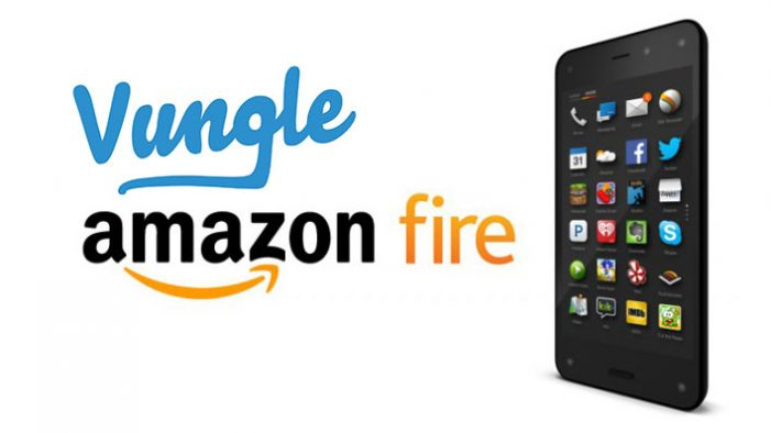 Vungle and Amazon Appstore to Bring Industry-Leading User Acquisition Solution to Fire Tablets