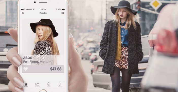 Asos deploys image search functionality to fashion app