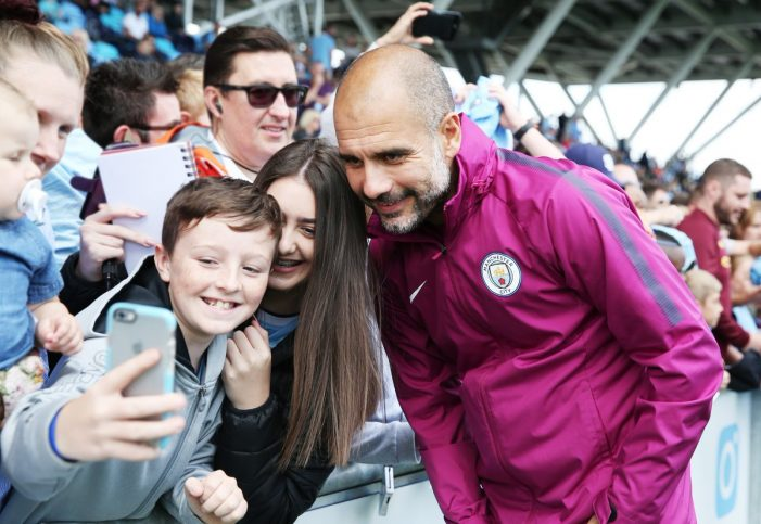 Manchester City uses data to deliver personalised fan engagement platform