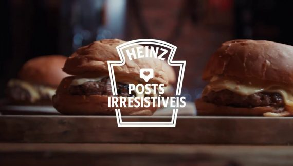Heinz Brazil's Clever Instagram Campaign By Africa Lets You Eat Delicious Posts