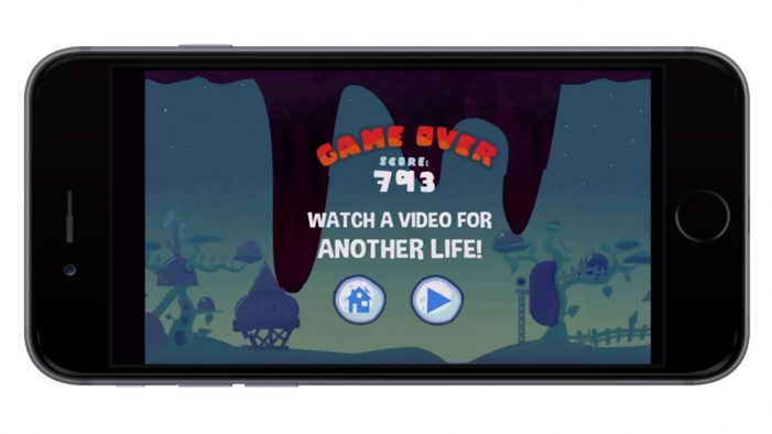 Mobile Game Developers Turn To 'Rewarded Ads'