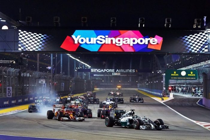 Blis Location Data Shows Formula 1 Lights Up Singapore's Economy