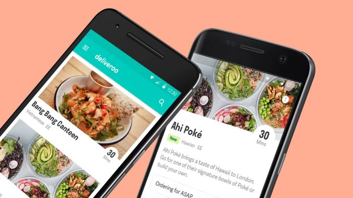 Deliveroo suffers huge loss despite 600% growth