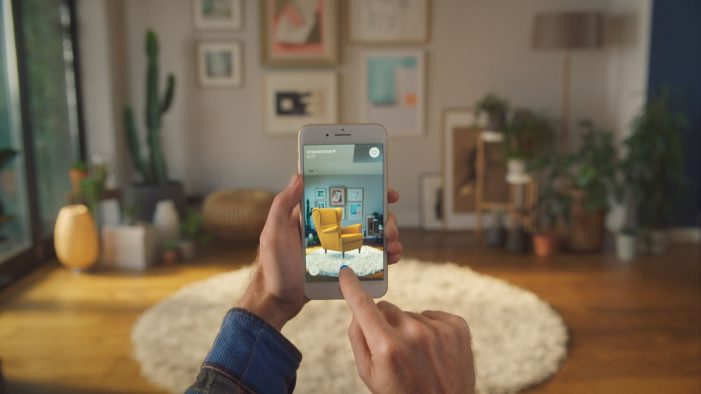 Ikea releases augmented reality furniture preview app