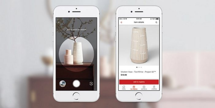 Target to add Pinterest's visual search technology to its app