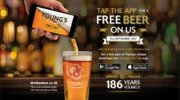 Young's Beer Celebrates Brewery's 186th Anniversary with Free Pint Promotion