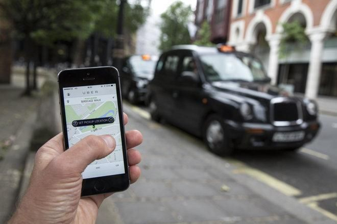 Transport for London revokes Uber's license to operate in the city