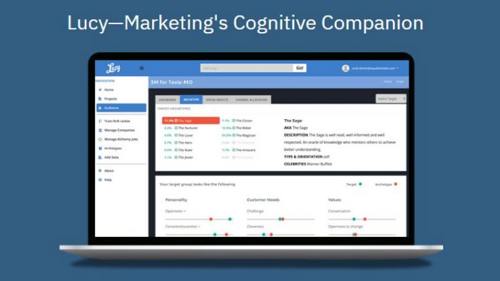 Bench unveils Lucy, a new AI companion for marketers powered by IBM Watson
