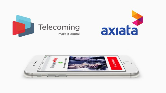 Telecoming Lands in Malaysia Through a Partnership with Axiata Digital