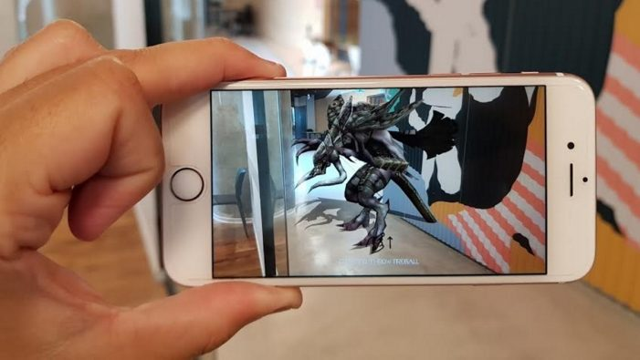 IronSource launches 'world's first' gaming AR ads