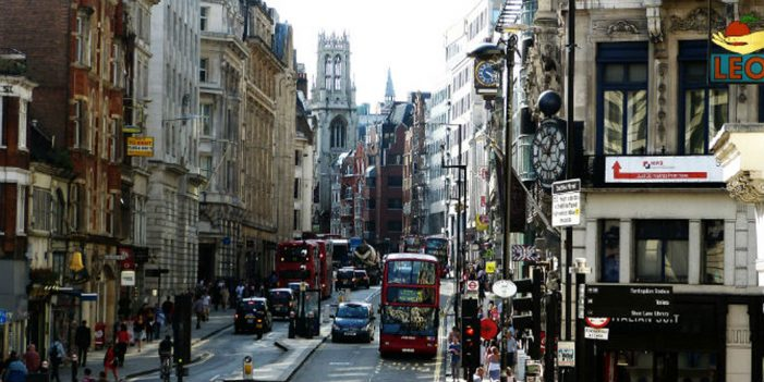 High-Speed, free Wi-Fi Network for City of London