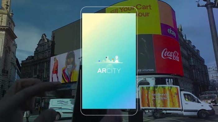 Blippar Launches App Allowing People to Navigate the World with Augmented Reality