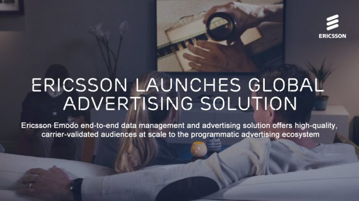 Ericsson offers mobile-first data management advertising service Emodo