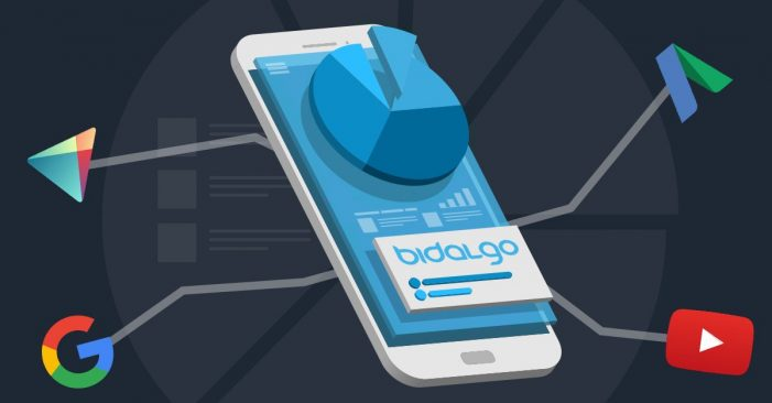 Bidalgo Becomes Google's Latest Premium Partner For Mobile Advertising