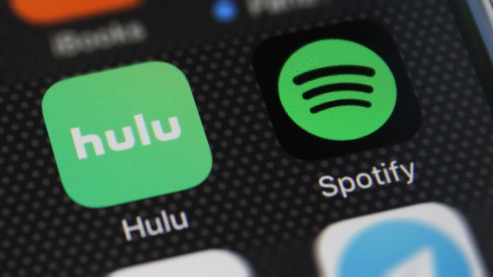Spotify Teams up with Hulu for $5 Subscription Bundle for Students