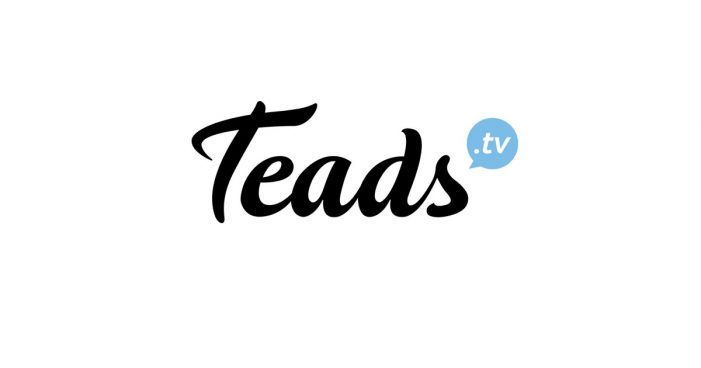 Teads reveals new company ambition, alternative to Google and Facebook