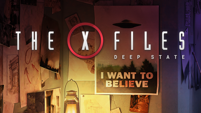 'X-Files: Deep State' alien-invasion mystery game on tap for February 2018 release