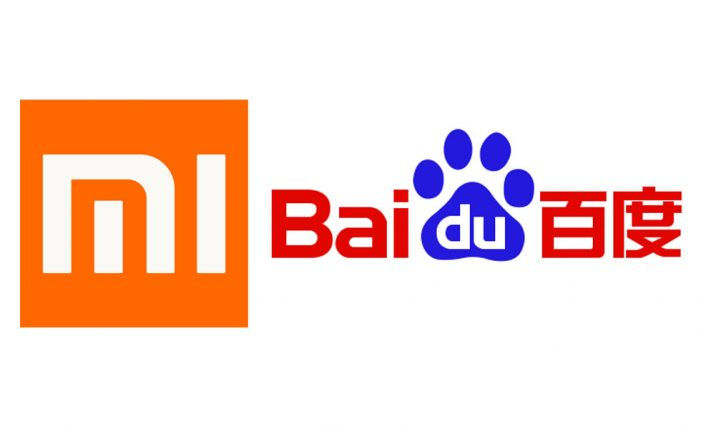Chinese tech titans Baidu and Xiaomi announce AI and Internet of Things partnership