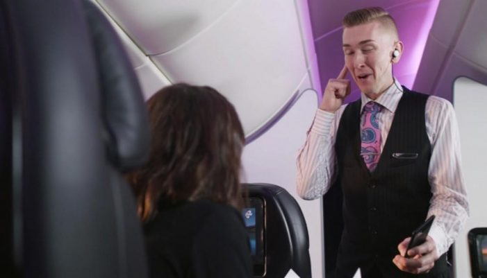 Air New Zealand uses Google Pixel to help with translation