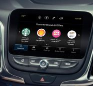 GM puts an e-commerce marketplace in the dashboard