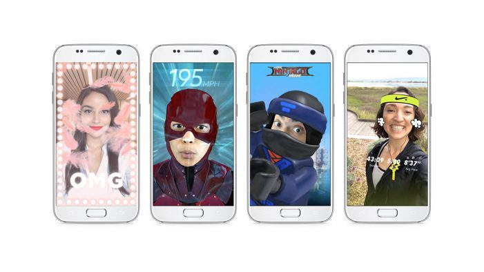 Facebook opens AR platform and 'World Effects' to all developers