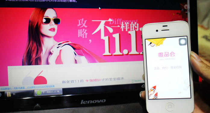 Tencent and JD.com step up their challenge to Alibaba with Vipshop deal