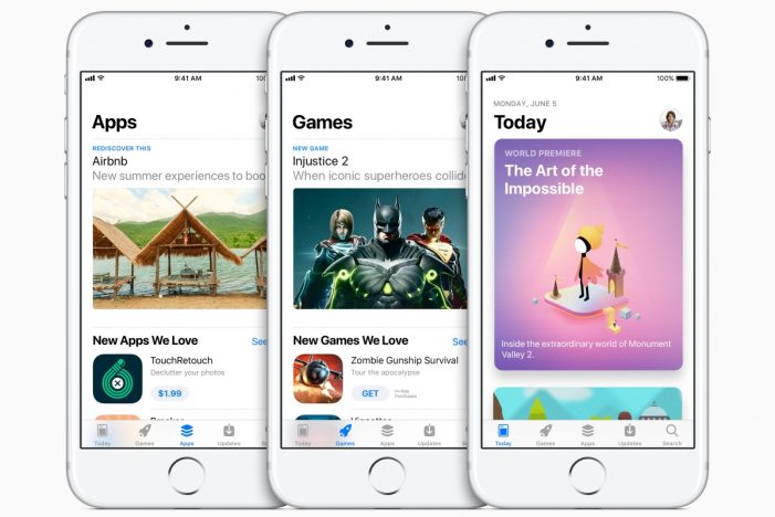 App Store kicks off 2018 with record-breaking holiday season