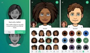 Snapchat Introduces Bitmoji Deluxe With Hundreds Of New