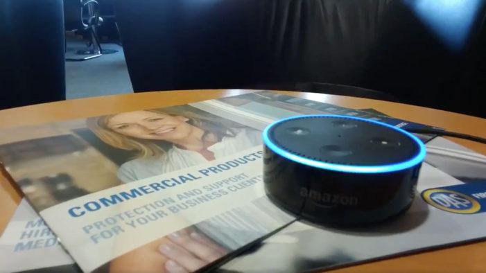 DAS announces new Alexa skill for Amazon Echo