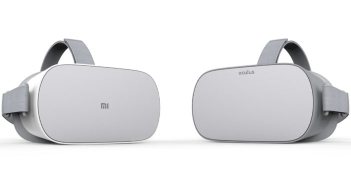 Facebook's Oculus teams with Xiaomi on two standalone VR headsets