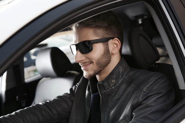 INNOCEAN to showcase new smart driving sunglasses at Consumer Electronics Show 2018