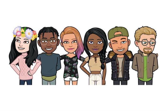 Snapchat introduces Bitmoji Deluxe with hundreds of new customization options