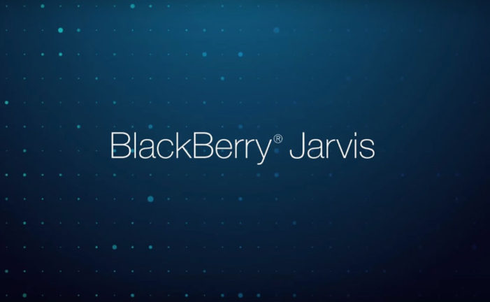 BlackBerry Jarvis aims to increase cybersecurity in connected cars