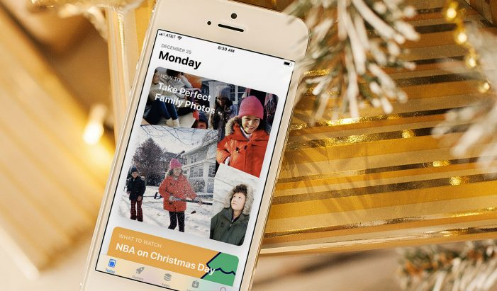 Worldwide app spend reached nearly $200M on Christmas day, up 12 percent from 2016