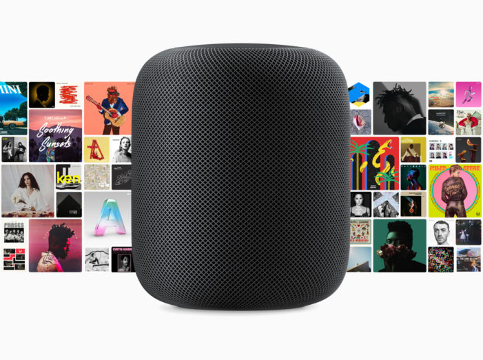 Apple's HomePod arrives in stores on February 9