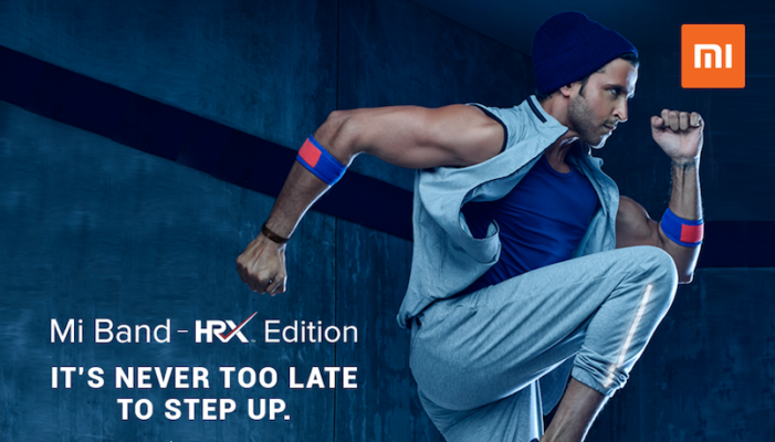 TBWA\India and Mi Band's campaign captures the addictive spirit of fitness