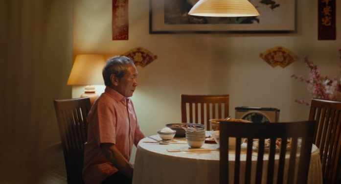 Singtel tugs on heartstrings with an emotional Chinese New Year family reunion story