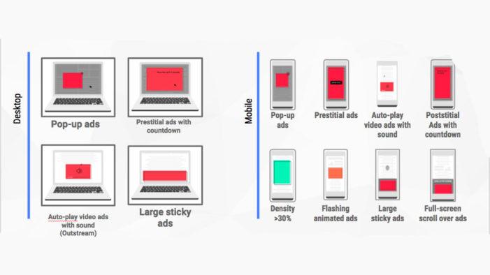 Google Chrome launches own ad blocker
