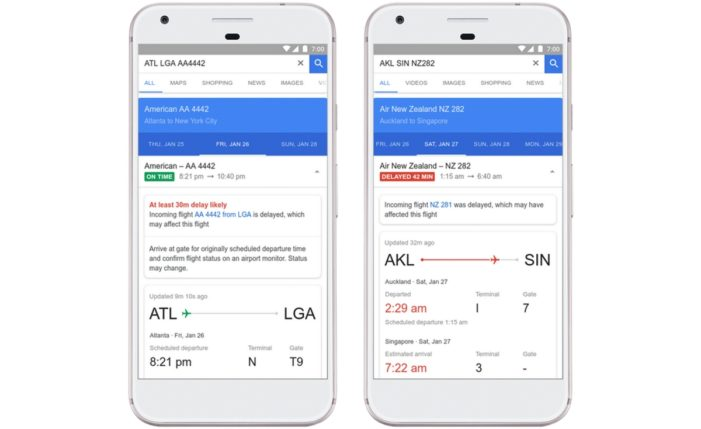 Google Flights uses AI to predict delays, even before airlines do