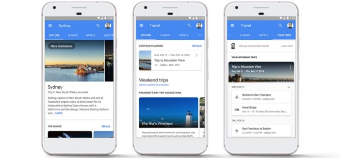 Google now lets you book hotels and flights through mobile search results