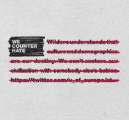 We Counter Hate Turns Hateful Tweets into Donations for Equality